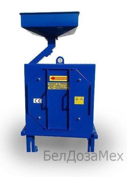 Комплектация: смеситель 2-тонный, дробилка 22 кВт, весы механические, шнек 130 мм 6 м